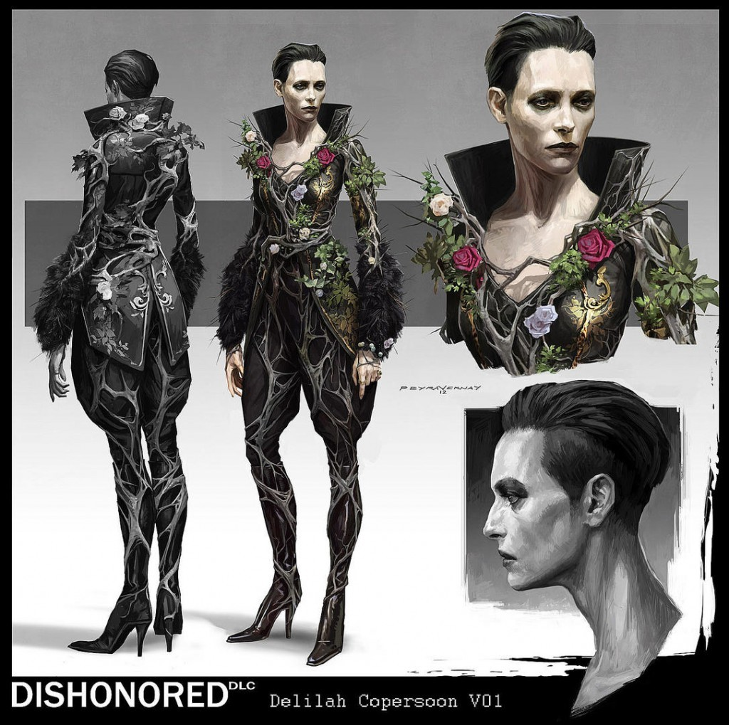 Dishonored 'The Brigmore Witches' 01-08-13 Artwork 005