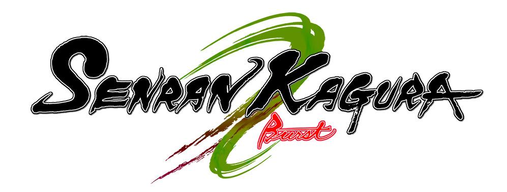 Senran Kagura Burst Logo