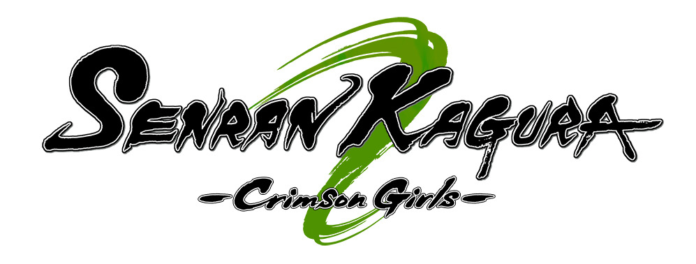 Senran Kagura Crimson Girls Logo
