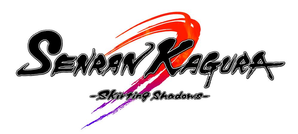 Senran Kagura Skirting Shadows Logo