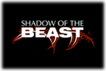 Shadow of the Beast Logo black