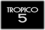 Tropico 5 Logo black