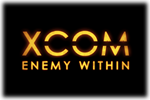 XCOM Enemy Within Logo black