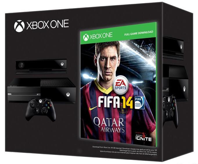 Xbox One FIFA 14 Bundle