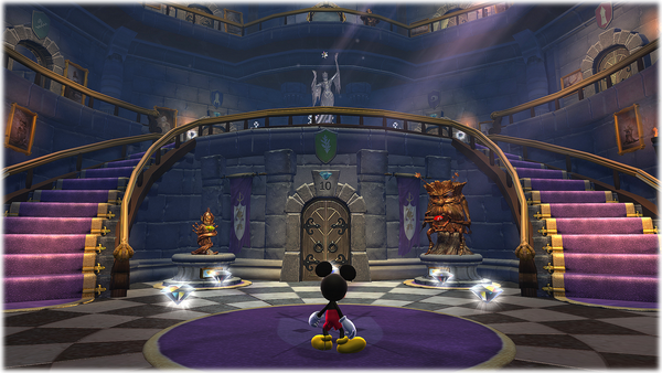 Castle of Illusion - Starring Mickey Mouse REVIEW 005