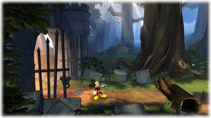 Castle of Illusion - Starring Mickey Mouse REVIEW 006
