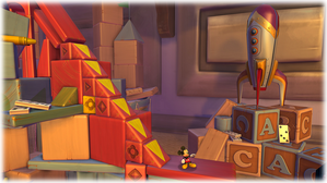 Castle of Illusion - Starring Mickey Mouse REVIEW 007