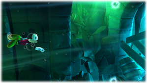 Castle of Illusion - Starring Mickey Mouse REVIEW 008
