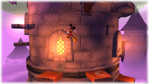 Castle of Illusion - Starring Mickey Mouse REVIEW 009