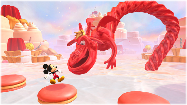 Castle of Illusion - Starring Mickey Mouse REVIEW 010