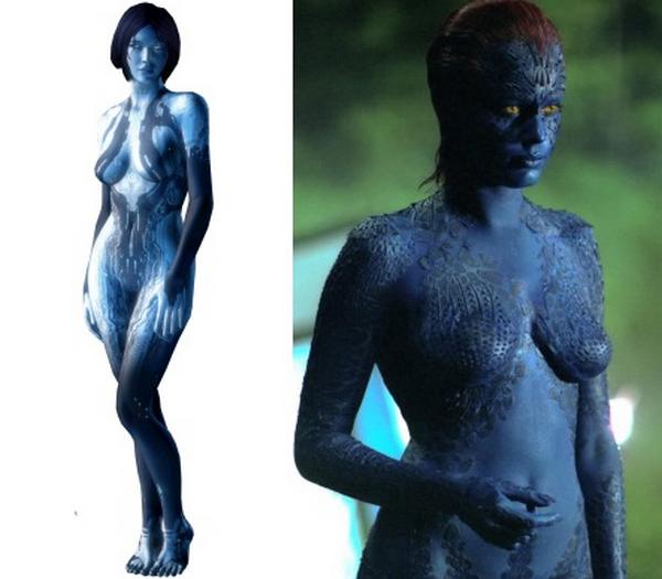 Cortana - Mystique