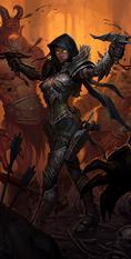 Diablo III REVIEW Cazador de Demonios