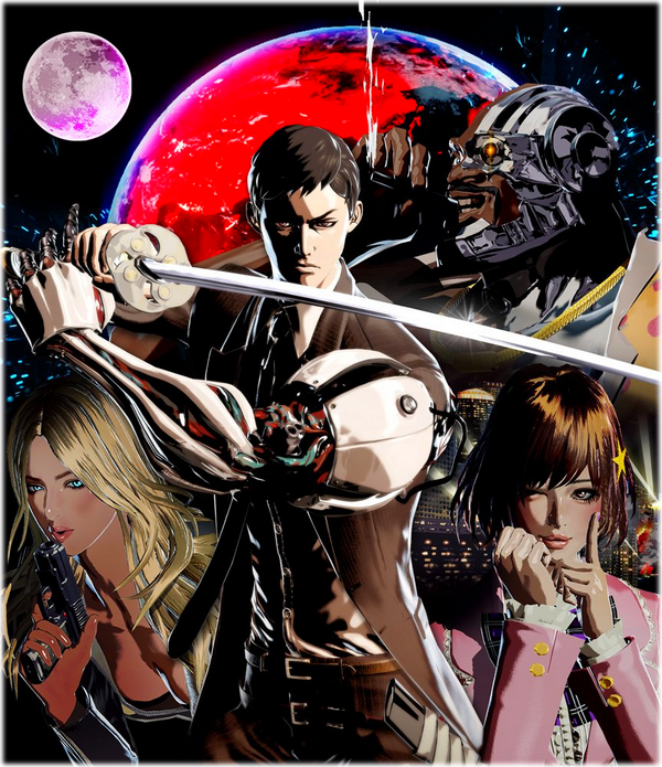 Killer is Dead REVIEW Wallpaper 001