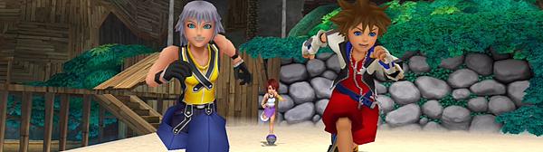Kingdom Hearts HD 1.5 ReMix REVIEW 001