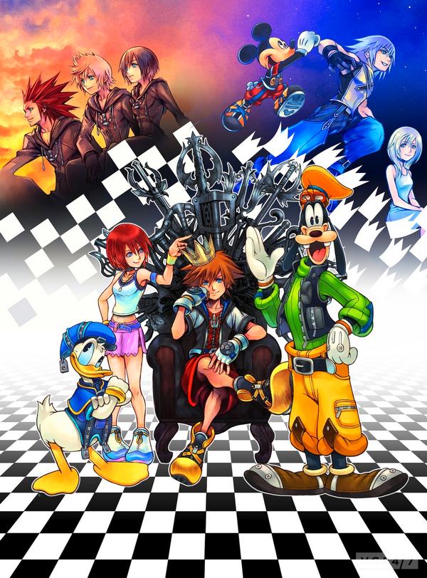 Kingdom Hearts HD 1.5 ReMix REVIEW Wallpaper 001