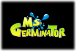 Ms Germinator Logo black