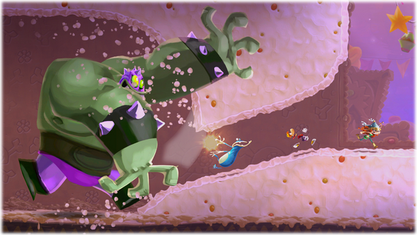 Rayman Legends REVIEW 002