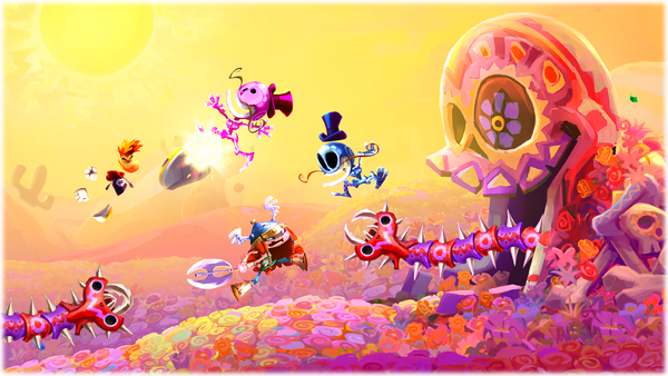 Rayman Legends REVIEW 004