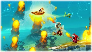 Rayman Legends REVIEW 005