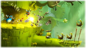 Rayman Legends REVIEW 008