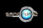 Sanctum 2 Logo black