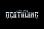 Space Hulk Deathwing Logo black