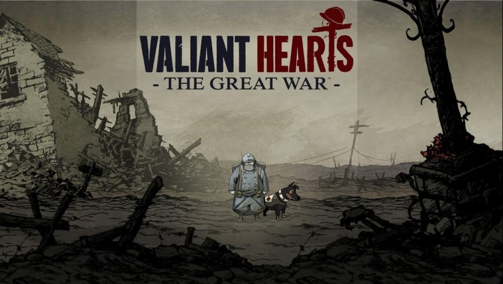 Valiant Hearts - The Great War  10-09-13 001