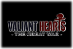 Valiant Hearts - The Great War  Logo black
