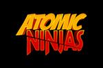 Atomic Ninjas Logo 2 black