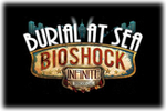 BioShock Infinite - Burial at Sea Logo black