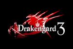 Drakengard 3 Logo black