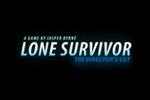 Lone Survivor logo black