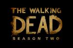 The Walking Dead Season 2 Logo black