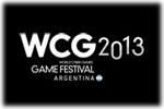 World Cyber Games 2013 Logo black