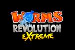 Worms Revolution Extreme Logo 2 black