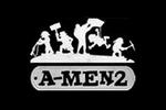 A-men 2 Logo black