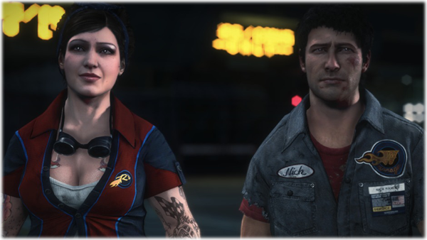 Dead Rising 3 - Rhonda and Nick