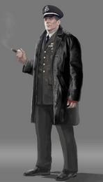 Dead Rising 3 - General Hamlock