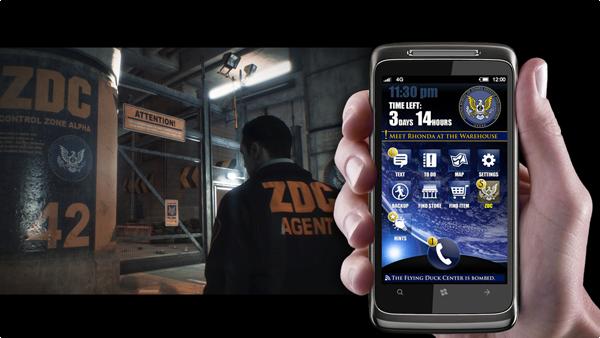 Dead Rising 3 - Smartglass App
