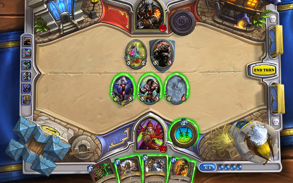 Hearthstone - Heroes of Warcraft 09-11-13 031