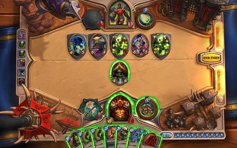 Hearthstone - Heroes of Warcraft 09-11-13 034