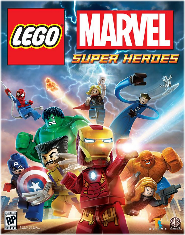 LEGO MARVEL Super Heroes REVIEW Wallpaper 001