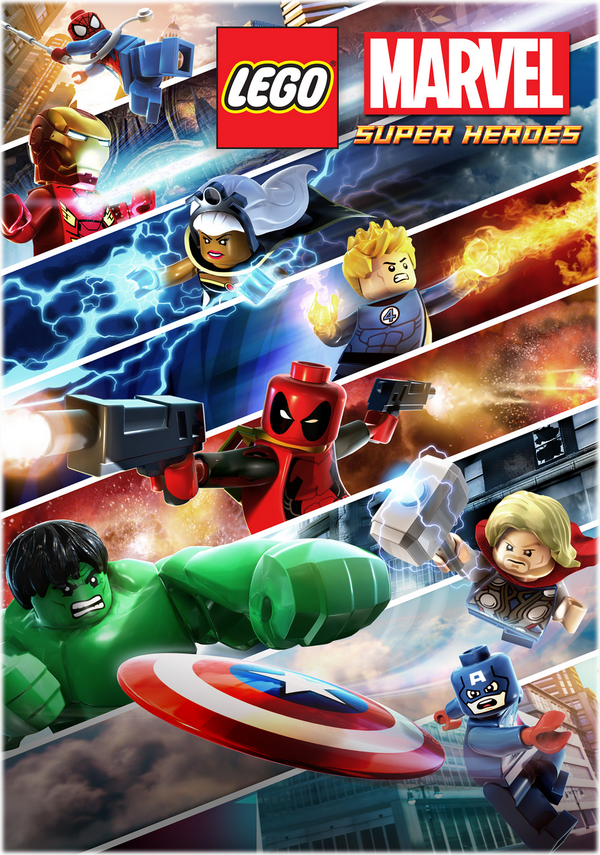 LEGO MARVEL Super Heroes REVIEW Wallpaper 002
