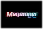MagRunner - Dark Pulse Logo black