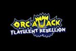 Orc Attack - Flatulent Rebellion Logo black