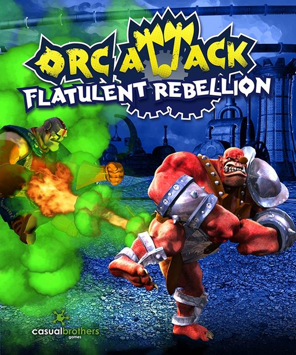 Orc Attack Flatulent Rebellion REVIEW Wallpaper