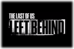 The Last of Us DLC Left Behind Logo black