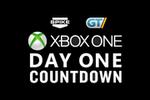 Xbox One Day One Countdown Logo black