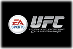 EA Sports UFC Logo black
