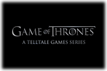 Game of Thrones - A Telltale Games Series Logo black